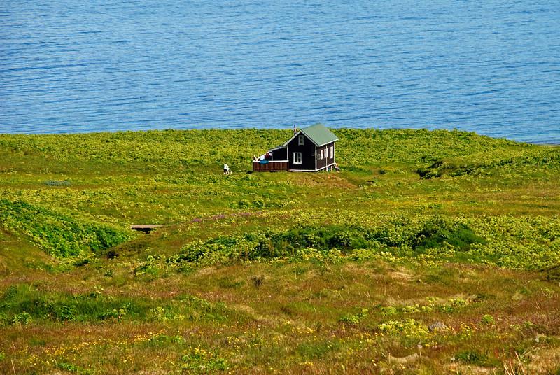 Aðalvík - Sæból. Hjálmfriðarból. 2010.