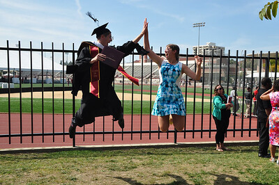 2016-05-13  Jerry's Masters Graduation from USC