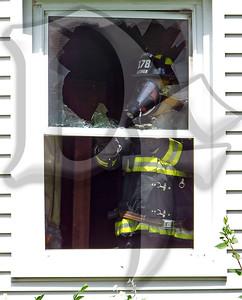 House Fire - Gates, NY 8/13/10