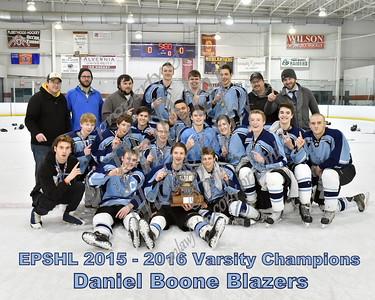 EPSHL Varsity Championship - Daniel Boone vs Berks Catholic