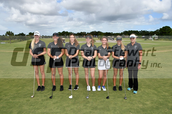 Girls Golf 9.19.19