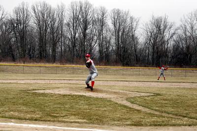 Boys Varsity Baseball - 3/29/2006 Newaygo