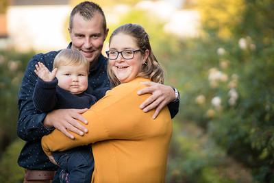 Familieshoot Saskia & Pietr
