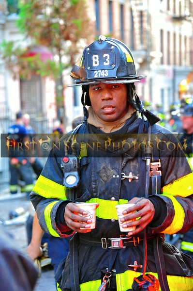08/18/14 - Hamilton Heights 4th Alarm