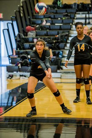 170905 GHS Varsity Volleyball (California)