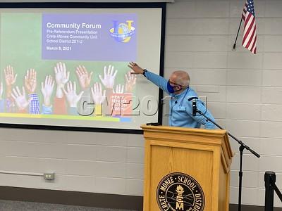 Virtual Community Forum March 9