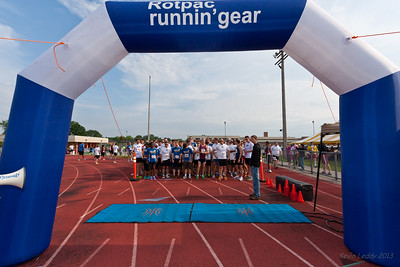 2013 Corporate Cup Relays