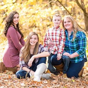 Kyra's Family Portraits