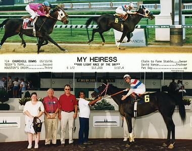 MY HEIRESS - 5/10/1996