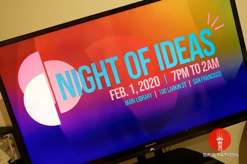 2020 Night Of Ideas