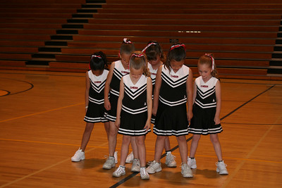 2007-08 Cheer Competition Season