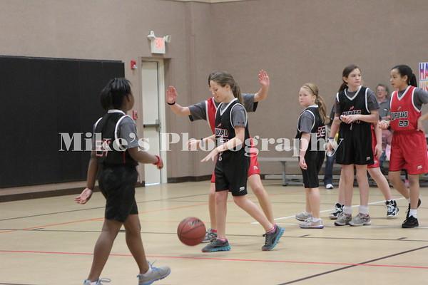 Upward Basketball Week 5 1:30 Game