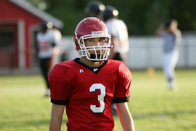 Boys JV Football - 9/11/2008 Grant