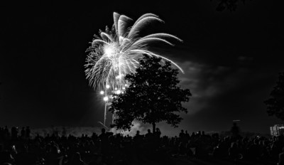 Summer Fete Fireworks 2018