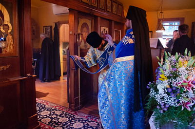 Dormition of the Theotokos (2018)