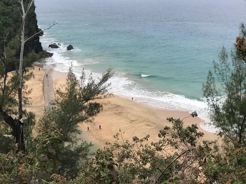 Kalalau Trail Hanakapi'ai Beach