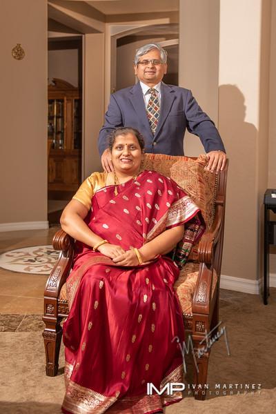 Yogesh Mantri Family