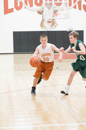 7th Basketball v CMS