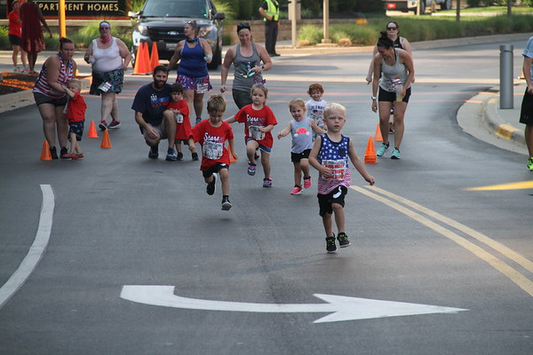 Stars and Stripes 5K Overland Park 2020