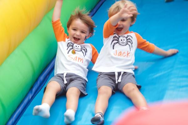 Preschool Fall Festival 2017