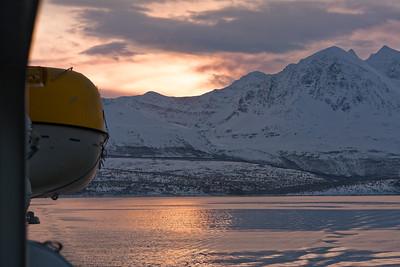Samstag - Finnsnes und Tromsø