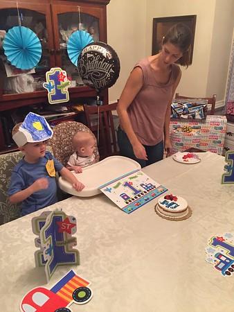 2019 Pierce First Birthday