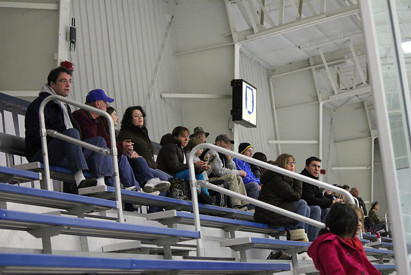 Bantam B Hockey vs Northeast 12-8-12