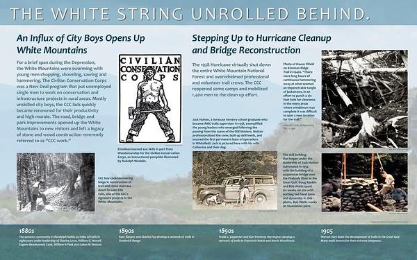 TCA Camp Dodge Trail History Panels Drafts
