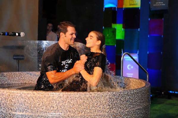 Baptisms 2011