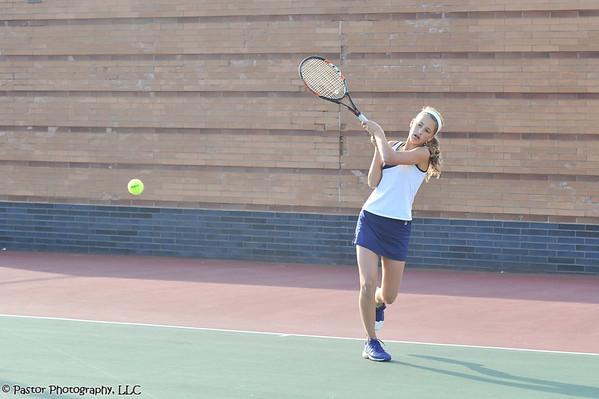 WGHS Girls Varsity Tennis