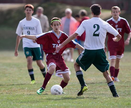 Boys' Fourths Soccer