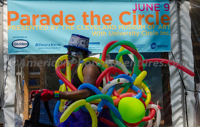 Parade on the Circle 2012