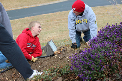 NHS Planting Event
