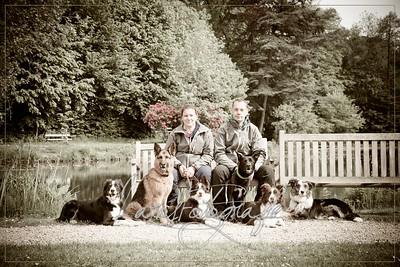 Fabs, Roderick en doggies
