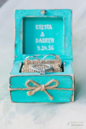 Krista & Darren Shaker Hills Wedding