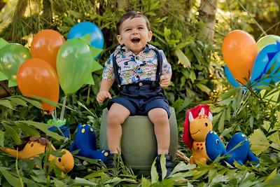 Acompanhamento | Felipe - 11 meses