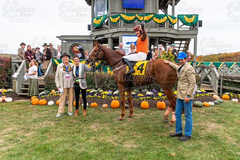 1st Race - Virginia Equine Alliance Sport of Kings Maiden Hurdle