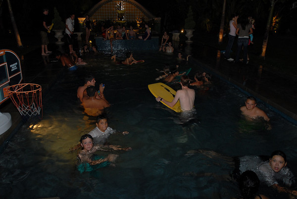 Palos Verdes Stake Youth Swim Party