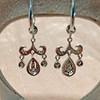 Penny Preville Petite Chandelier Diamond Earrings 3