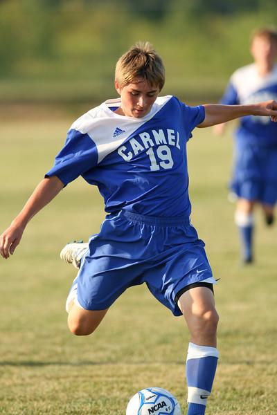 Boys CHS Soccer 2011