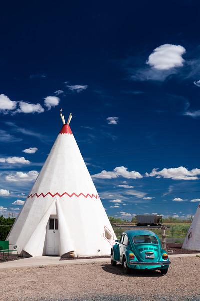 Wigwam Motel Holbrook Route 66 Arizona
