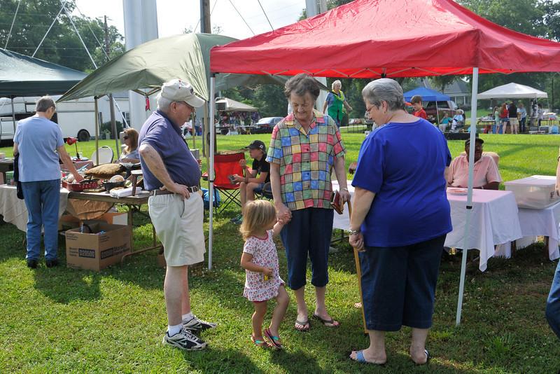 Yatesville Market Day June 8 2013
