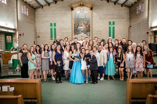 Church Formals