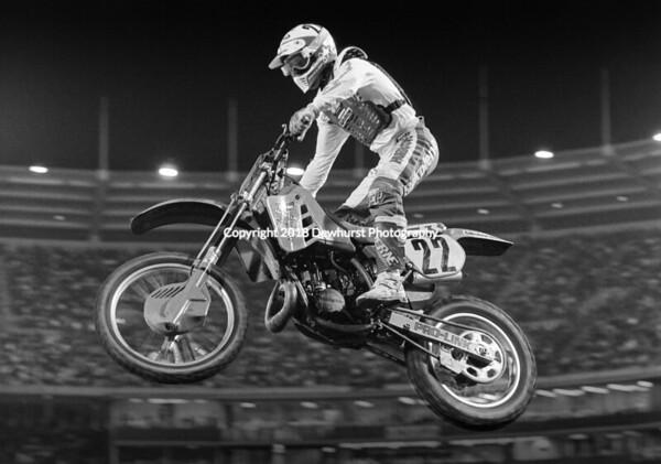 Anaheim Supercross 1985