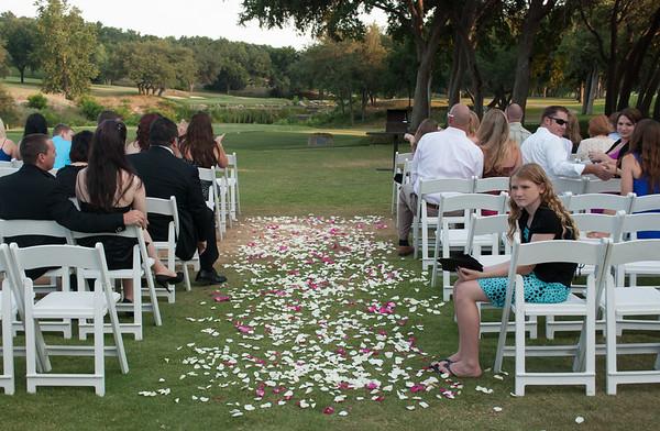 Raesz-Roff Wedding - Ceremony
