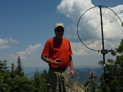 Mt. Fillmore (W6/NS-194) SOTA Activation 7/18/2014 -