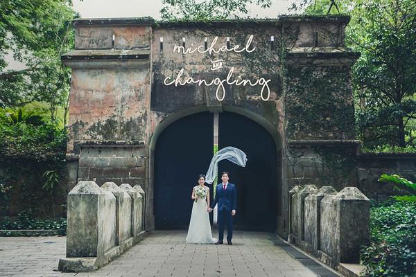 Michael & Chang Ling Pre-Wedding