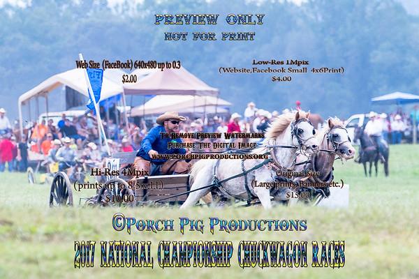 2017 Saturday Buckboards National Championship Chuckwagon Races