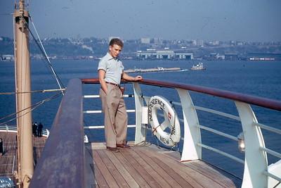 John Hansen / Beirut 1952 to 1953