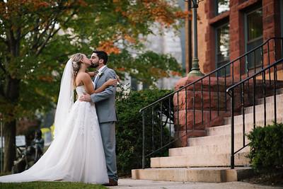 Dia + Eddie's Wedding :: 19Main :: New Milford, CT